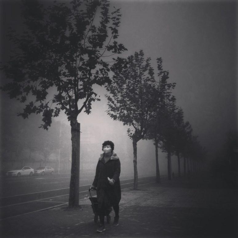 pollution~ Shanghai-5