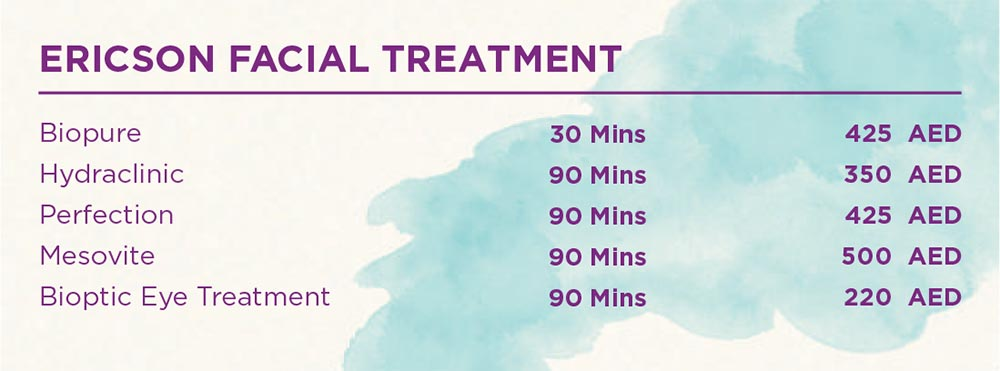 Facial Treatment - BioPure Hydraclinic Perfection Eye treatment - Skin care