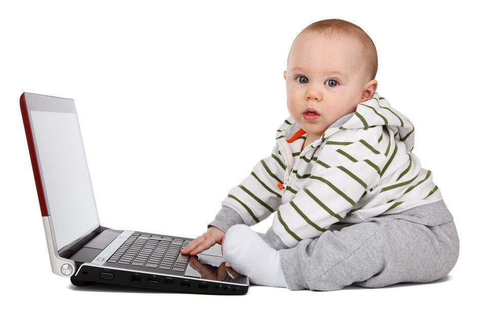 El aprendizaje del ordenador en niños pequeños