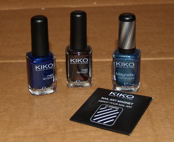 Kiko's nail polish