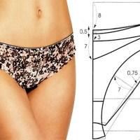 Aprende a confeccionar una panty para dama!