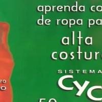 Curso de Alta Costura con Sistema CYC