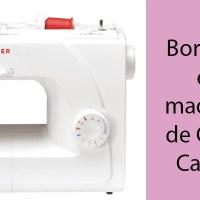 Bordar en Maquina de coser Casera