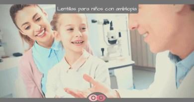 Lentillas Para Niños Con Ojo Vago - mimundovisual.com