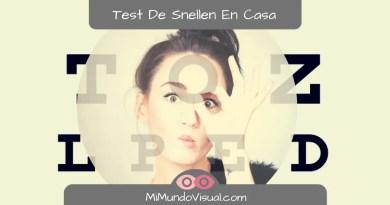 Test de Snellen En Casa - mimundovisual.com