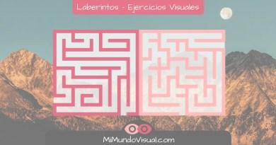 Laberintos: Ejercicios Visuales Para Trabajar En Terapia Visual