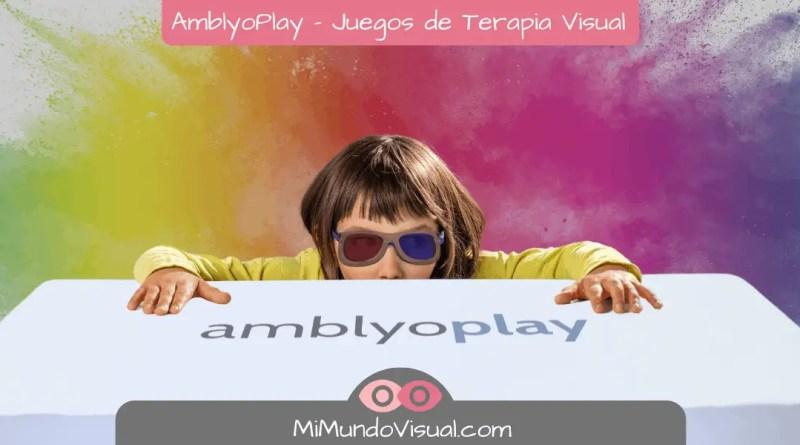 AmblyoPlay Juegos de Terapia Visual - mimundovisual.com