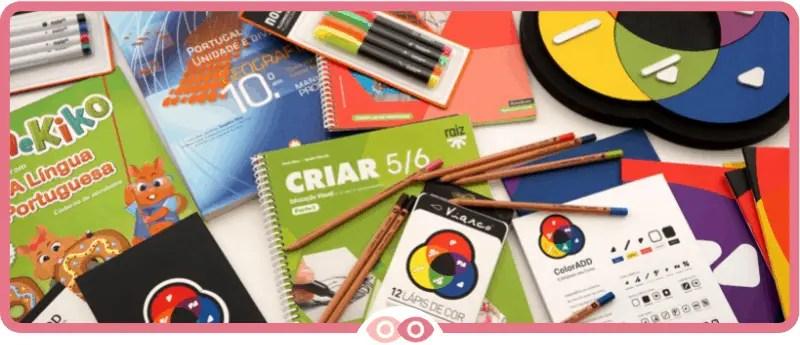 ColorADD en la educación y el material escolar - www.mimundovisual.com