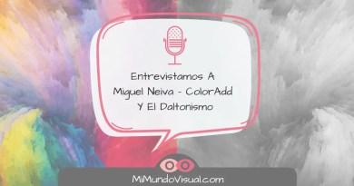 Entrevistamos a Miguel Neiva - ColorADD y el Daltonismo - mimundovisual.com