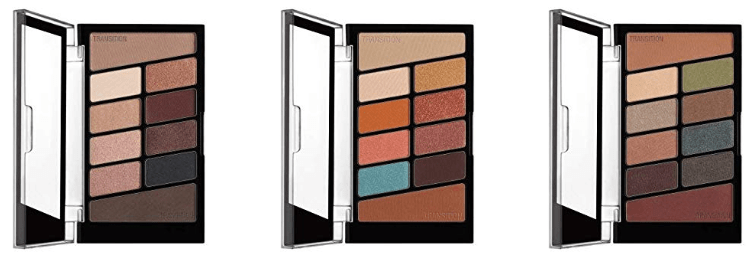 Wet N Wild Color Icon 10-Pan Eyeshadow