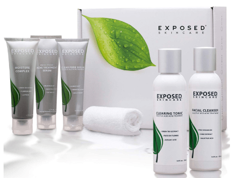 Exposed Facial Cleanser