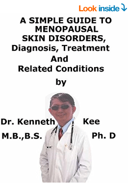 A Simple Guide To Menopausal Skin Disorders, Diagnosis, Treatment, And Related Conditions