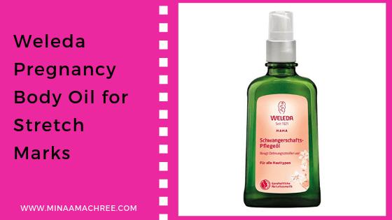 Weleda Pregnancy Body Oil for Stretch Marks