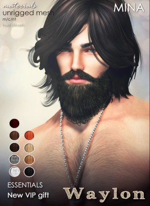 MINA Hair - VIP Waylon