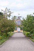 Aspegrens trädgård i Rosenlund i Jakobstad
