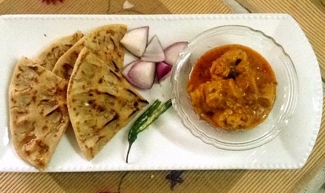 Khooba roti- An Indian Bread