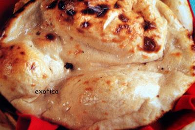 Tandoori Roti- An Indian Bread