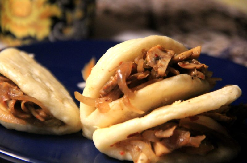 How To Make Mushroom Bao