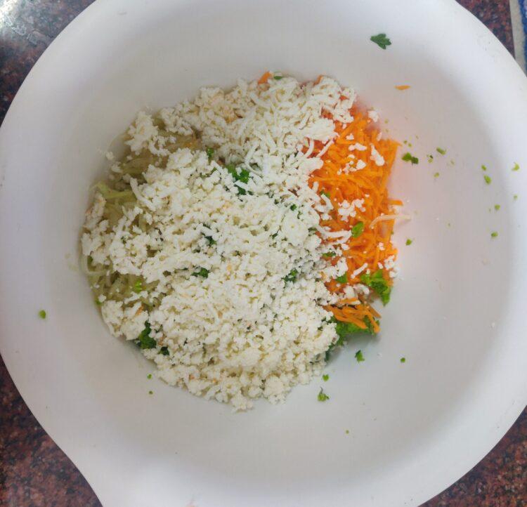 mix veg