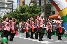 東京よさこい紅踊輝