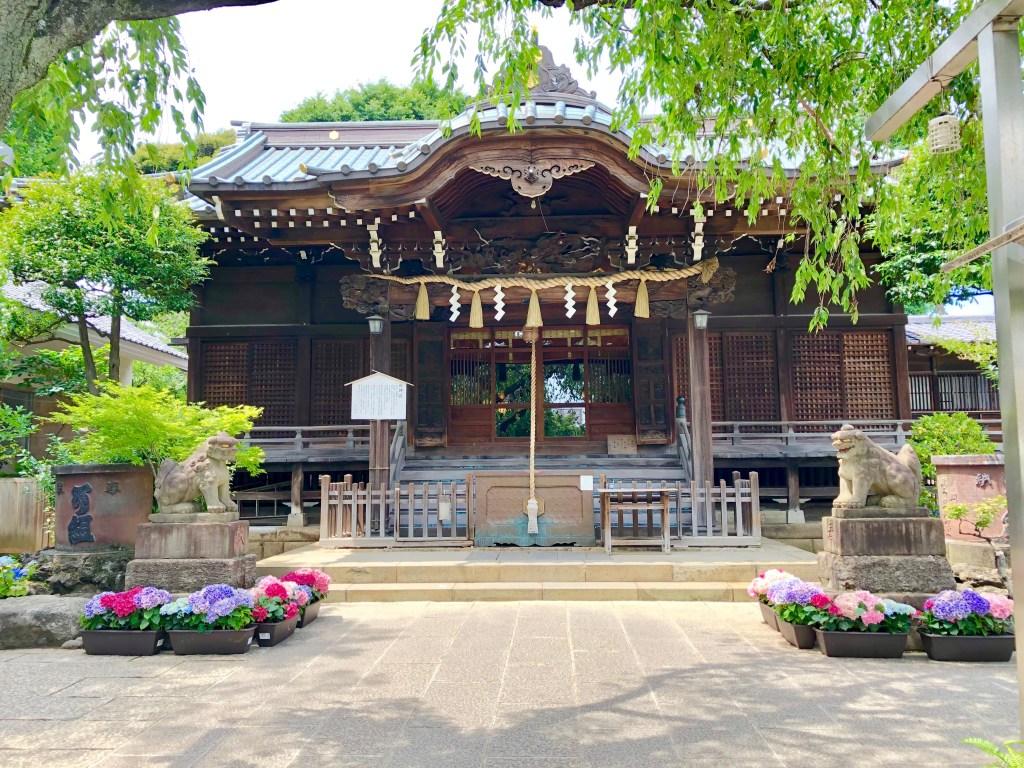 Hakusan Shrine