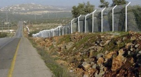 PALESTINA KUTUK KERJASAMA ISRAEL-YORDAN BANGUN PEMBATAS