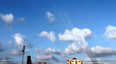 GENCATAN SENJATA BERAKHIR ISRAEL BUNUH EMPAT WARGA GAZA