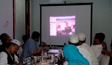 RELAWAN INDONESIA DI GAZA LAKUKAN JIHAD PROFESIONAL