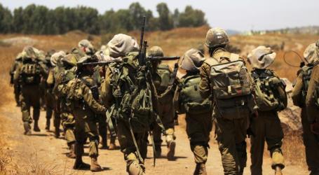 EMPAT TENTARA ISRAEL DITARIK DARI TUGAS TEMPUR, BELA REKAN YANG MENCURI