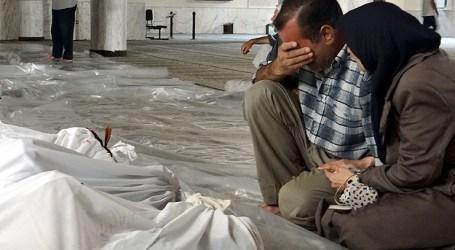 TURKI DESAK PBB TINDAK PENGGUNAAN GAS KLORIN DI SURIAH