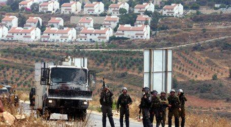 ISRAEL CAPLOK 400 HEKTAR LAHAN PALESTINA DI TEPI BARAT