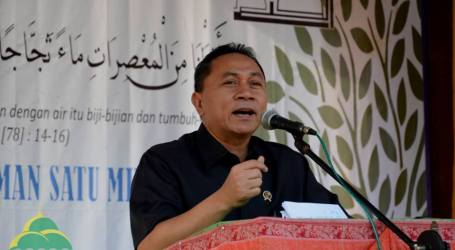 Ucapan Selamat Ketua MPR Bagi Banten, Juara Umum MTQ 2016