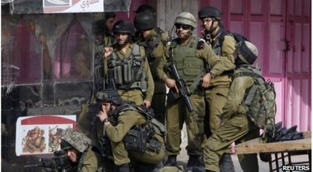 ISRAEL CULIK SEBELAS WARGA PALESTINA DI TEPI BARAT
