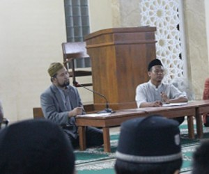 Ceramah di Masjid