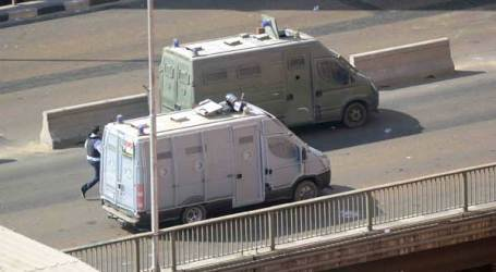 DELEGASI ISRAEL KUNJUNGI KAIRO SECARA RAHASIA