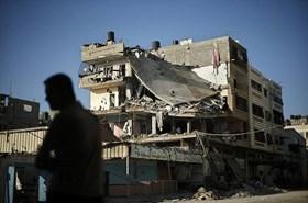 PAKISTAN SUMBANG AS $ 1 JUTA UNTUK PENGUNGSI GAZA