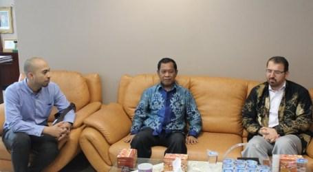 IRAN JAJAKI KERJASAMA PENGELOLAAN WAKAF DENGAN INDONESIA