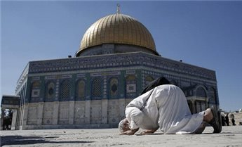 ISRAEL IZINKAN 200 WARGA GAZA SHALAT DI AL AQSHA