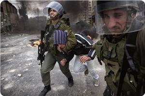 PPS: Tentara Israel Culik 11 Warga Palestina