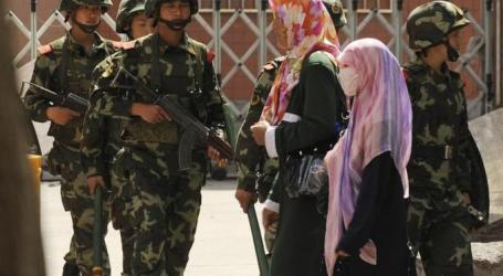 Sebanyak 1.200 Muslim Uyghur Ditahan di Penjara Gansu