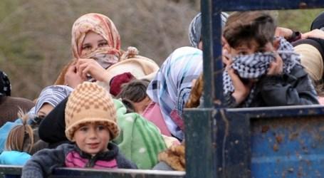 UNHCR MINTA BANTUAN UNTUK PENGUNGSI SURIAH