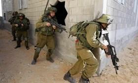 ISRAEL SERANG BERBAGAI WILAYAH PALESTINA