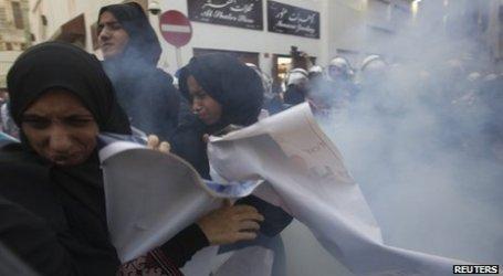 PROTES WARGA SYIAH BAHRAIN BERAKHIR BENTROK
