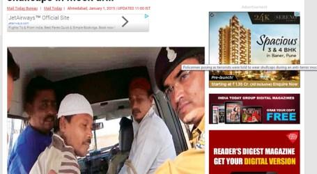 LATIHAN ANTI-TEROR DI INDIA PICU KEMARAHAN MUSLIM