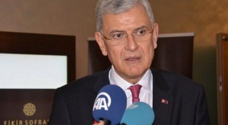 MENTERI TURKI: MUSLIM EROPA PERLU DILINDUNGI DARI RASISME