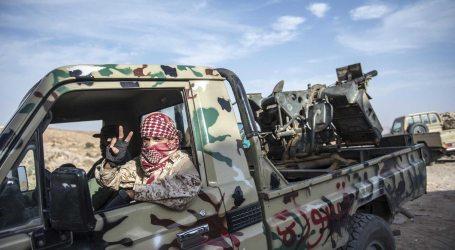 PEJUANG ISLAM LIBYA SERANG ISIS DI SIRTE