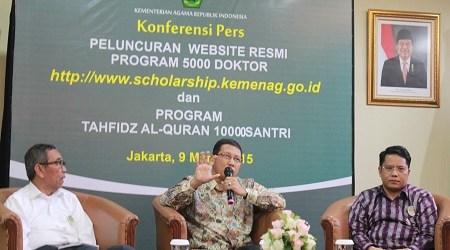 KEMENAG CANANGKAN INDONESIA JADI KIBLAT PENDIDIKAN DUNIA
