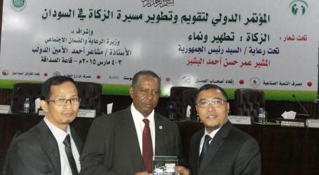 SUDAN SELENGGARAKAN KONFERENSI ZAKAT INTERNASIONAL
