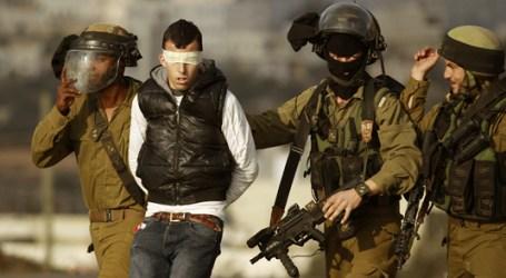 LSM: Israel Tahan 37 warga Palestina dalam Serangan Semalam