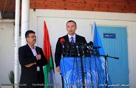 PBB DESAK ISRAEL AKHIRI BLOKADE GAZA